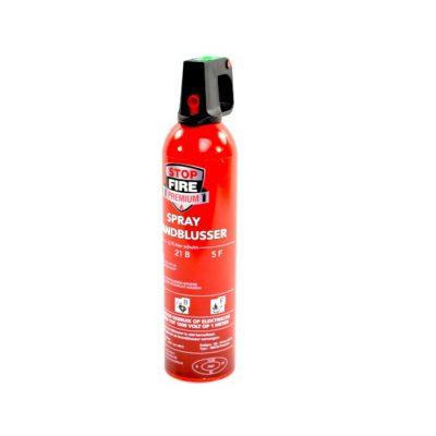 Spray blusser